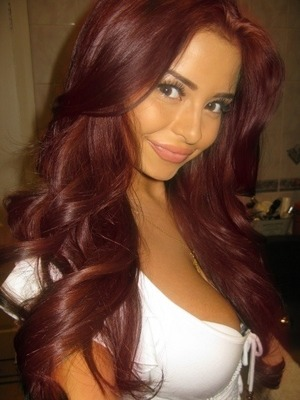 Fire Engine Red Hair Help Beautylish