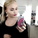 Makeup inspired by marilyn monroe