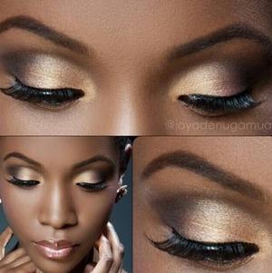 Makeup For A Strapless Purple Dress Beautylish