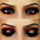 Bronze eyes