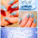 551 Chanel Coco blue
