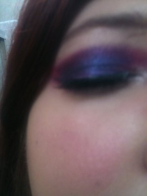 My fave eye look