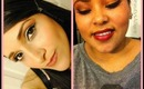 Holiday Makeup Look Collab With BeautysAllure!  (Thanksgiving)
