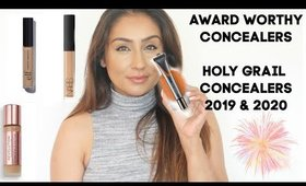 Best Concealers ever for 2019 & 2020 ! Maybelline ELF Urban Decay + more |RajiOsahn