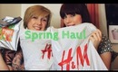Spring Clothing and Makeup Haul   TheCameraLiesBeauty