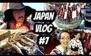 FIREWORKS, FESTIVALS & UPTOWN FUNK! // Japan Vlog #7!