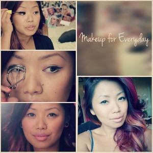 http://www.youtube.com/watch?v=3fs4fniKJ2c&list=UUsq3aCRY4E5WkbdVC1pJUOQ&index=4  www.youtube.com/beautywithmay www.facebook.com/beautywithmay www.instagram.com/mayonguyen www.pinterest.com/mayonguyen