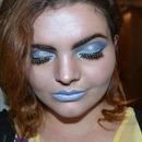 Icy Makeup