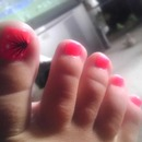 my toes:)