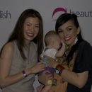 Beautylish Beauty Director Ning Chao with Kandee Johnson!