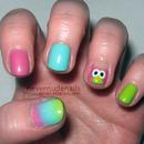 Owl Skittles