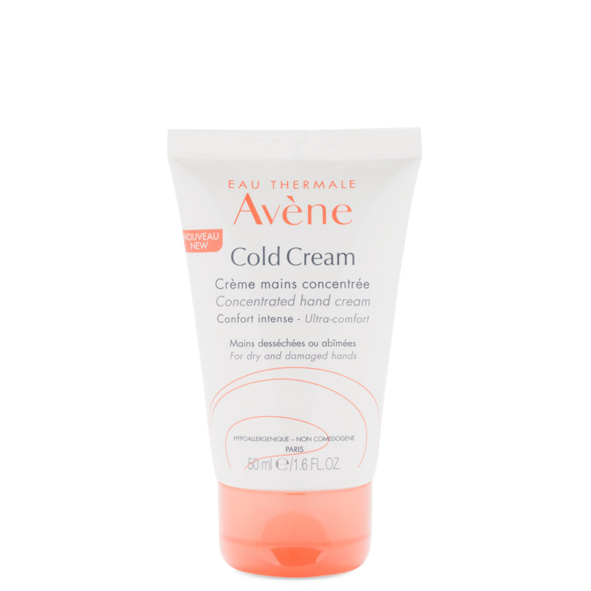 Eau Thermale Avène Cold Cream Concentrated Hand Cream product swatch.
