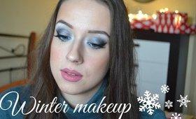 GRWM:Zimné líčenie /Winter Makeup Tutorial