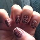 Simply leopard spots