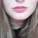 Lipliner + NYX Matte Lipstick Natural