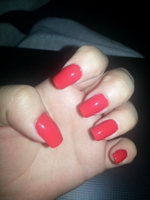 Salon Perfect polish- Salsa Dance :)) New favorite nail polish!