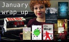 January Reading Wrap up!