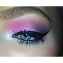 💗Valentine's Day Eyeshadow Look💗