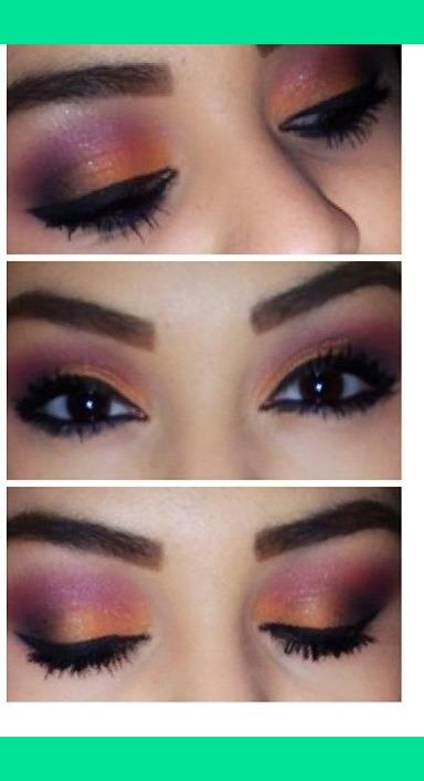 Love My Peachy Pink Smokey Eyes Karen C S Photo Beautylish