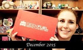 Geek Fuel December 2015