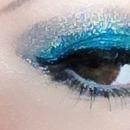 Mermaiding Makeup