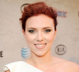 Scarlett Johansson at the 2011 Spike TV Guy Choice Awards