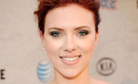 Scarlett Johansson at the 2011 Spike TV Guy Choice Awards