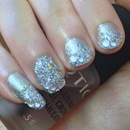 Mirrorball Dipped Tips