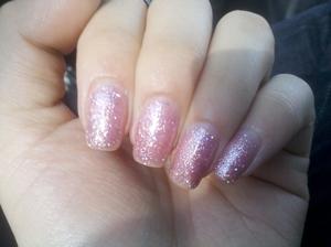 Gel nails-June Bride