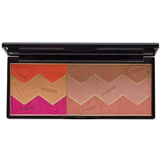 BY TERRY Sun Designer Palette 3 - Tropical Sunset product smear.