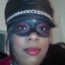 Halloween Mask on Shamyra