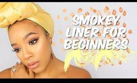 Smokey Liner   Beginner Friendly   Leiydbeauty
