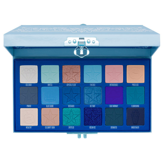 Image result for blue blood palette""