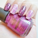 China Glaze Crackle Glitters - Glam-More