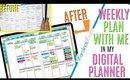 Weekly Digital Plan with me this week June 24 to 30, Setting Up Weekly Digital Plan With Me June 24