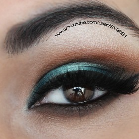 Eye make-up looks