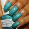 Liquid Sky Lacquer Teal It Like It Is