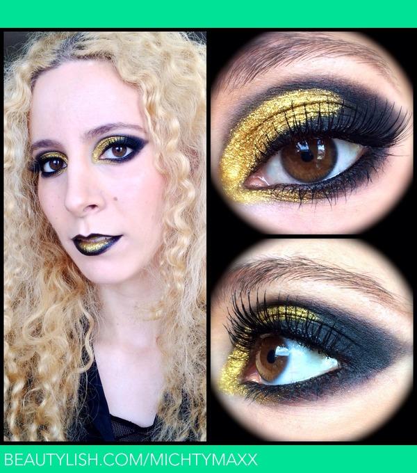 Edgy Nye Makeup Desolation Of Smaug Insp Michty Ms