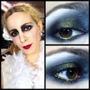 The Great Gatsby 20s style Makeup