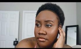 Black History Month Makeup Look!