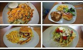 WHAT'S FOR DINNER?  | SIMPLE & EASY DINNER MEAL IDEAS