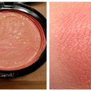 Homemade Makeup Swatches | Illuminating Blush