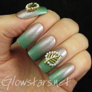 Read the blog post at http://glowstars.net/lacquer-obsession/2015/01/featuring-born-pretty-store-studded-hollow-leaf-nail-art-decorations/