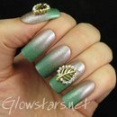 Featuring Born Pretty Store Studded Hollow Leaf Nail Art Decorations