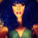 Big hair Big makeup!