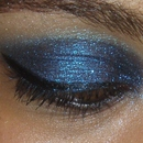MAC Reflects Blue