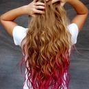 Curls..luving them :-*