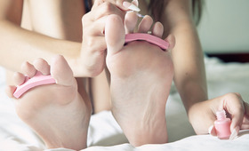 Pamper Your Own Feet