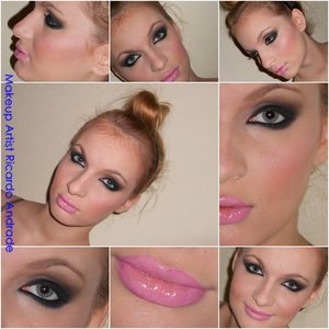 A special makeup for a special day!