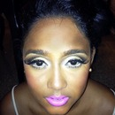 Nicki Minaj inspired look